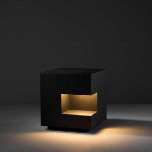 Modular Gutter IP55 LED 2700K GI black struc - BUITEN ORIENTATIEVERLICHTING